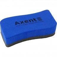 Губка для дошок магнітна синя Wave, Axent