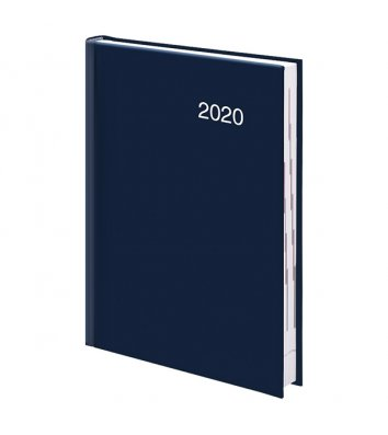 Щоденник датований A5 2020 Miradur Trend синій, Brunnen