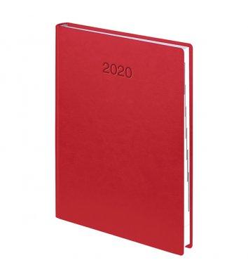 Щоденник датований A5 2020 Flex кораловий, Brunnen