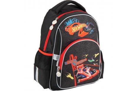 """Рюкзак шкільний """"Hot Wheels"""", Kite"""
