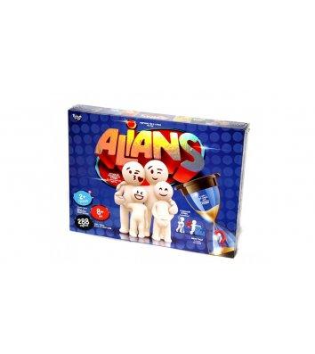 """Гра настільна """"Alians"""", Danko Toys"""
