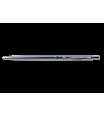 Ручка кулькова, колір корпус сріблястий, Regal