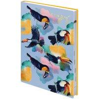 Щоденник недатований A5 Flex Find joy, Brunnen