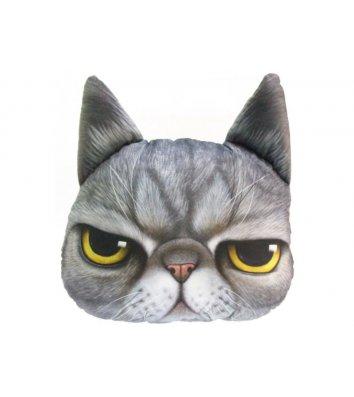 """Подушка сувенірна """"Кіт Кузя"""", Toyko"""