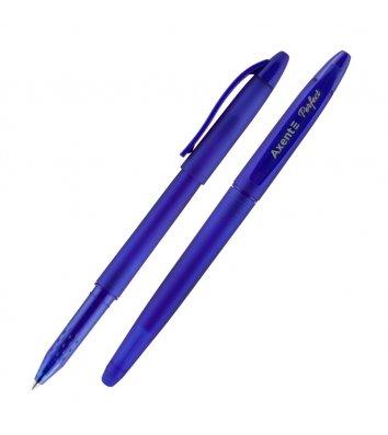 Ручка гелева пиши-стирай Perfect, колір чорнил синій 0,5мм, Axent