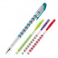 Ручка кулькова Breeze, колір чорнил синій 0,5мм, Axent