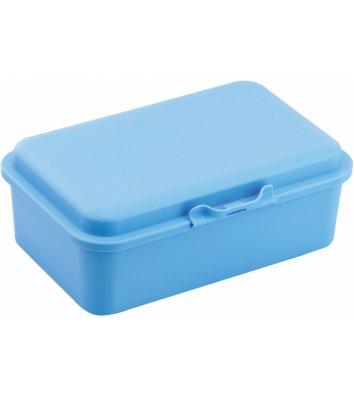 Ланч-бокс Snack 750мл голубой, Economix