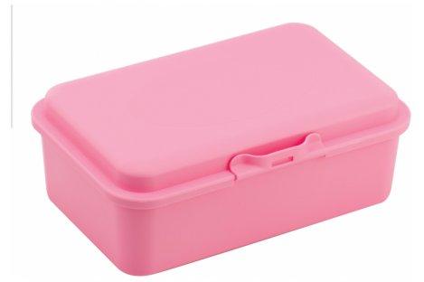 Ланч-бокс Snack 750мл розовый, Economix