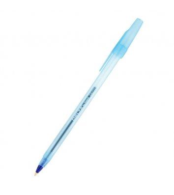 Ручка шариковая, цвет чернил синий 1мм, Axent