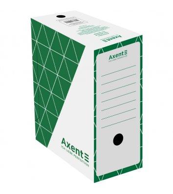 Бокс архівний 150мм зелений, Axent