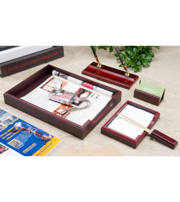 Набір настільний  5 предметів дерев'яний, Bestar