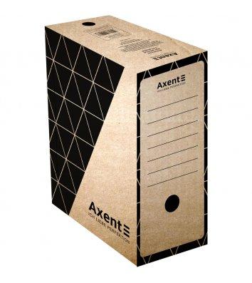 Бокс архивный 150мм крафт, Axent