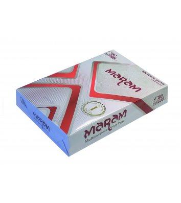 Бумага офисная A4 80г/м2 500л класс С Maram Extra, белая